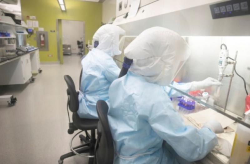 Лабораторно підтверджено COVID-19 у 47 пацієнтів