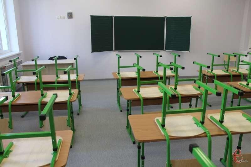 В сфері освіти статистика COVID-19 невтішна