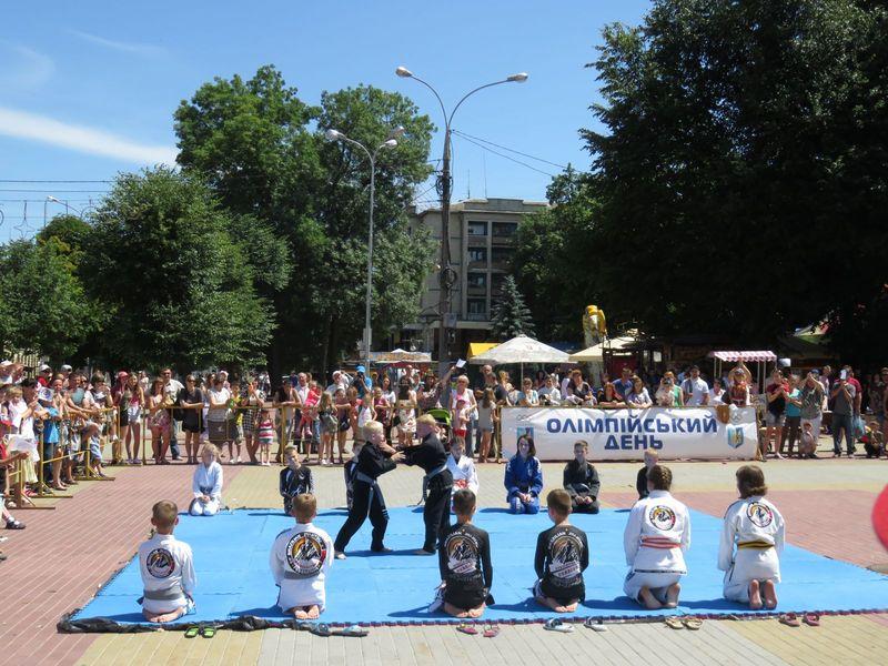 День здоров'я у Хмельницькому пройшов активно та весело