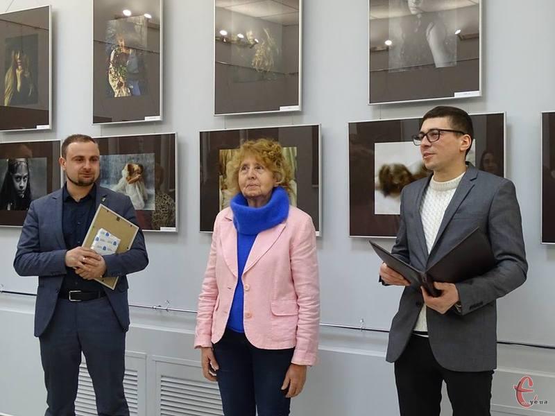 Одеситка Валентина Опольська захоплюється психологічним портретом