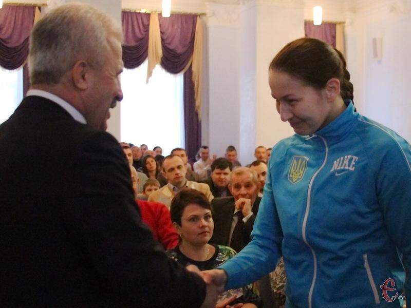 Марія Боруца в 2015 році була срібною призеркою чемпіонату та Кубка України з боксу