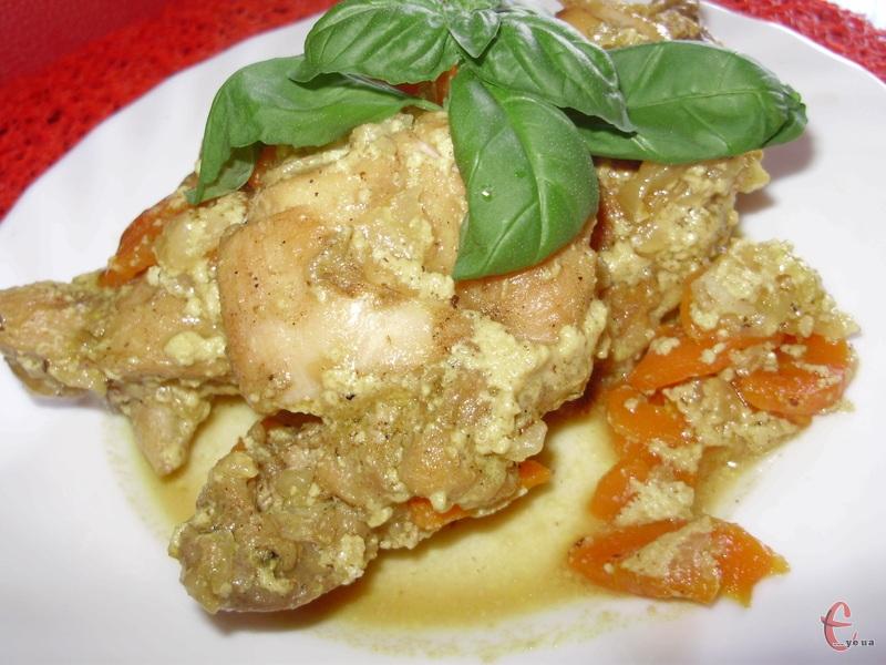 Рецепт дуже простий, не енергомісткий і неймовірно смачний.