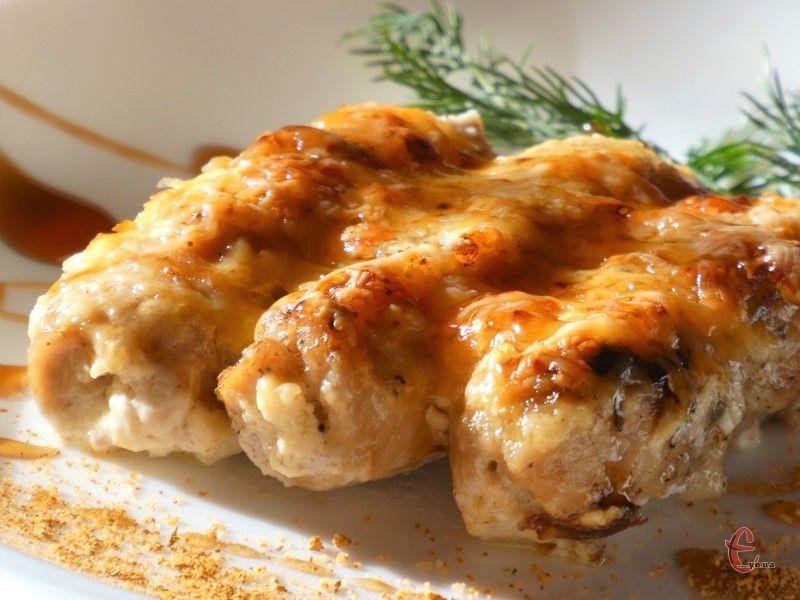 М'ясо виходить злегка кисло-солодким, смачним, ароматним і дуже соковитим.