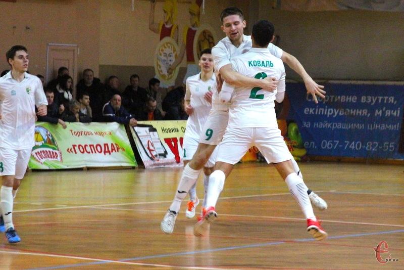 Енергія виграла перший матч у Сокола. Тепер поєдинок-відповідь у Львові