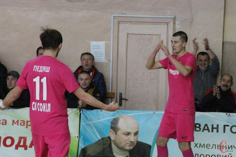 Сокіл вперше проходить до півфіналу Кубка України