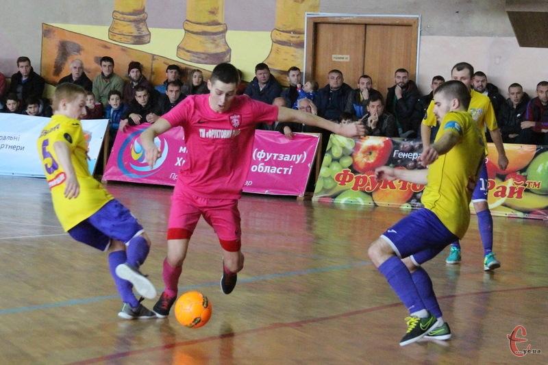 Сокіл у Кубку України двічі зіграє проти ЛТК-Інбев-НПУ