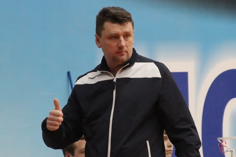 Роман Ковальчук, наставник ВК Новатор