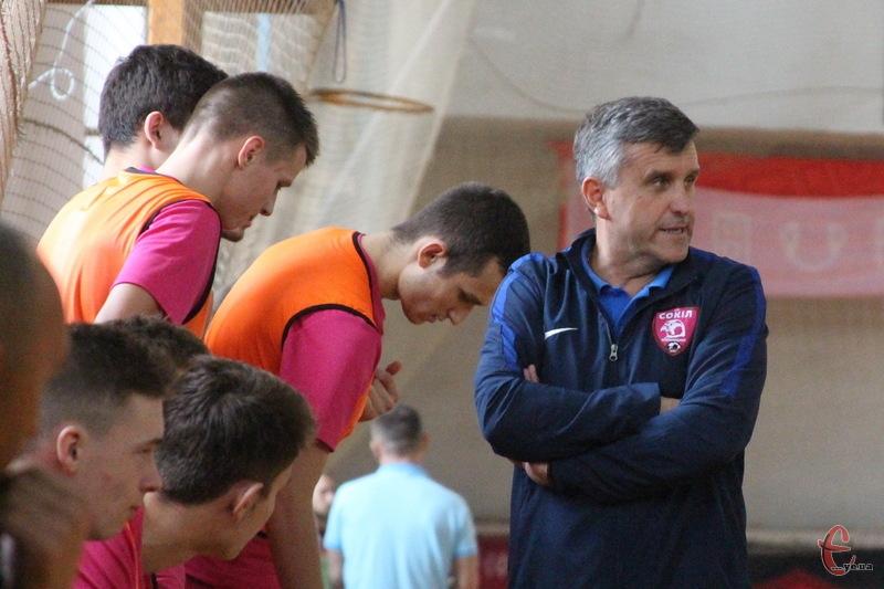 Команді Романа Ковальчика, щоб продовжити боротьбу за Кубок ліги, потрібно буде спочатку переграти івано-франківський