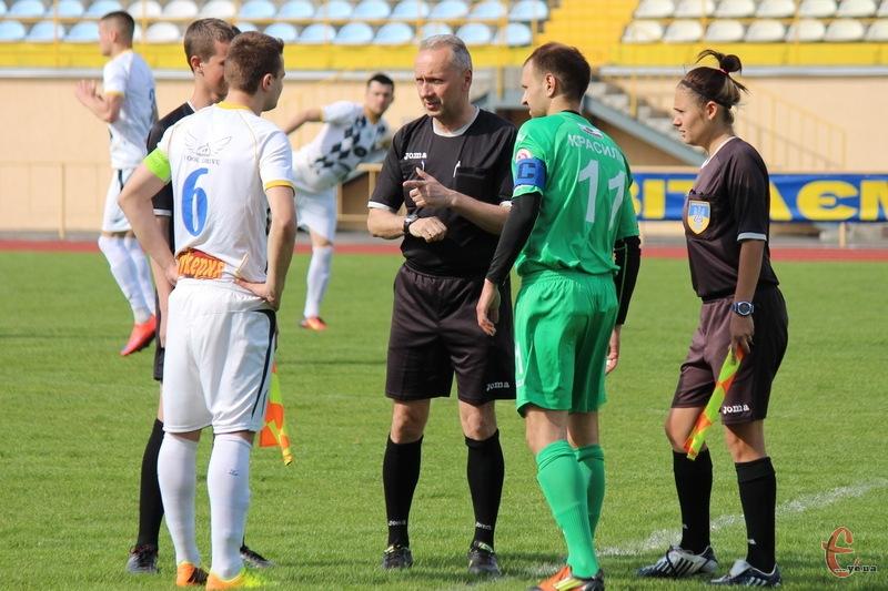 Фінальний матч Кубка області