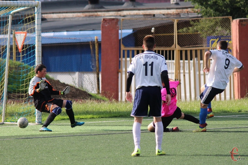 В 1/4 фіналу Кубка області гратимуть 5 команди найвищого дивізіону першості та 3 з першої ліги