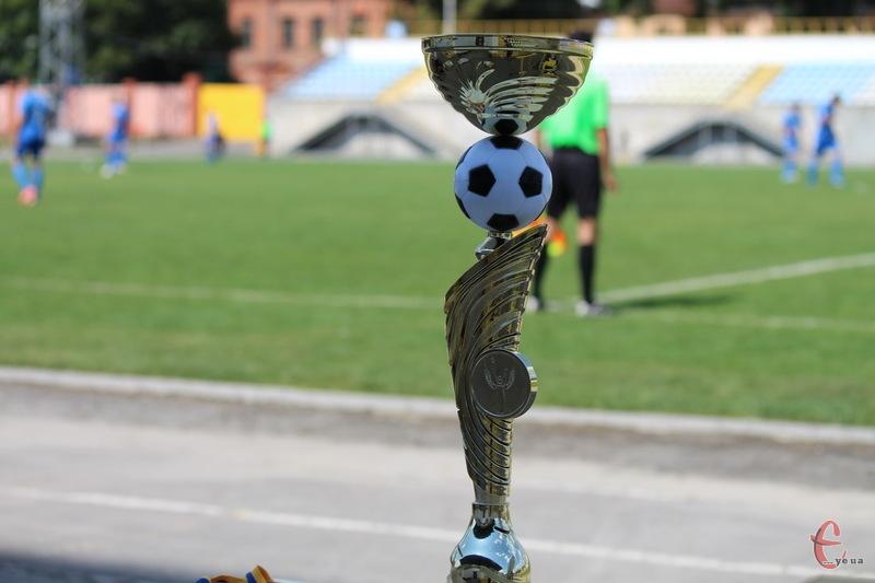 Вирішальний матч Кубка області проведуть на СК Поділля 25 серпня