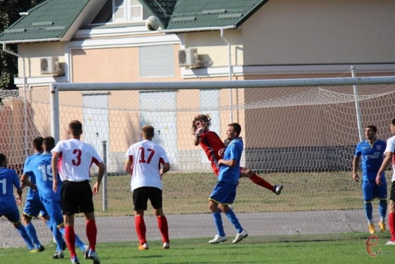 Минулого року в фіналі Кубка області зіграли Агробізнес з Волочиська та Случ зі Старокостянтинова