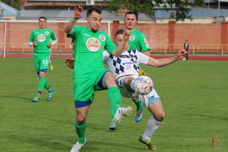 Перші матчі 1/4 фіналу Кубка Хмельницької області з футболу відбудуться 29-30 червня