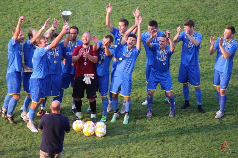 Минулого року Кубок області виграв старокостянтинівський Случ