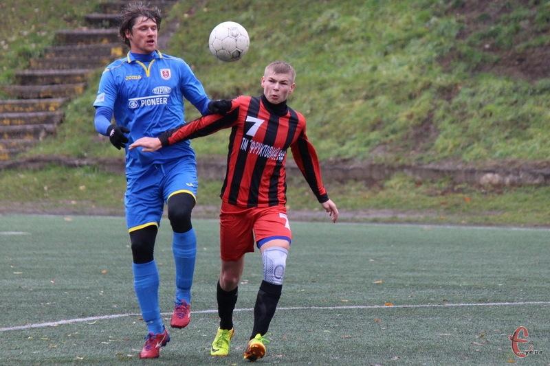 Команда Богдана Шершуна - Случ, вважається фаворитом Кубка Хмельницької області з футболу 2016 року