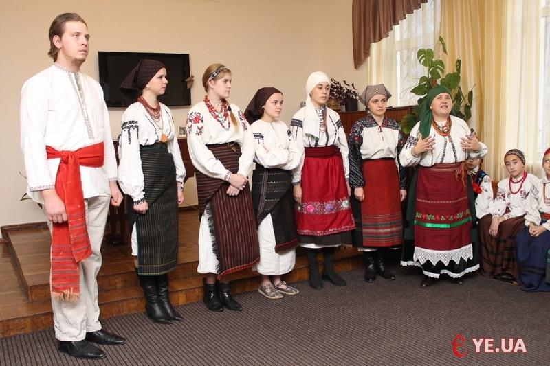 На Проскурівській - І Міжнародний етнофестиваль «Ладовиці»