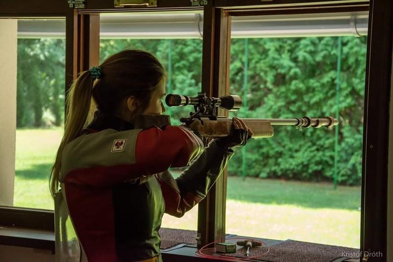 Крістіна Гілевич встановила три рекорди Європи