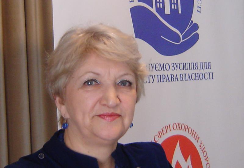 з архіву Ірини Назаревич