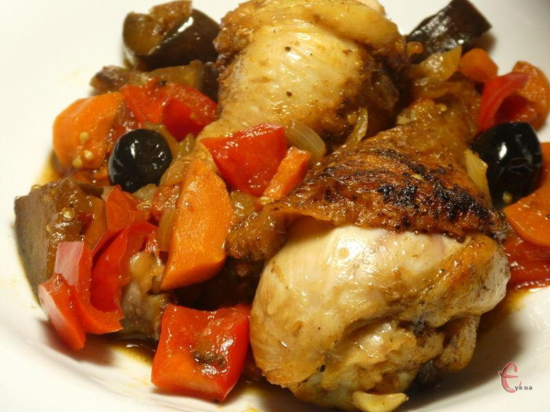 Курячі ніжки набувають апетитного вигляду, аромату і смаку.