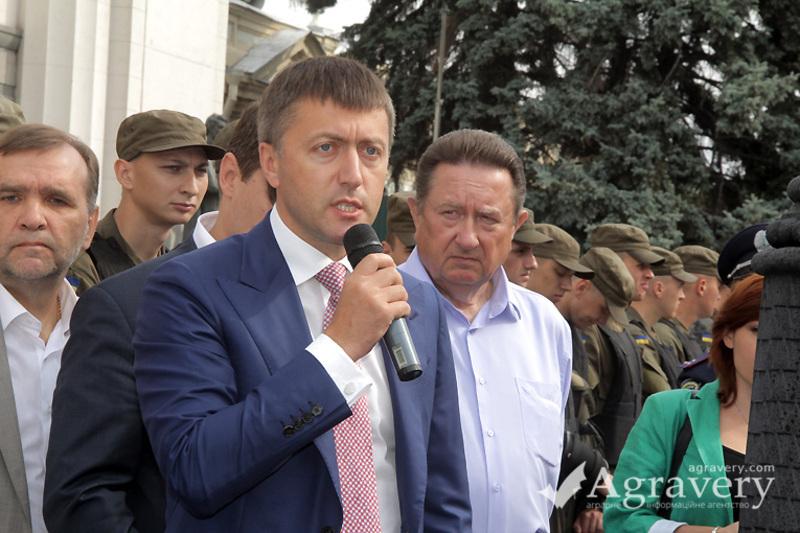 Лабазюк: розцінюю це не інакше, як «політичний тиск» на мене, як народного депутата