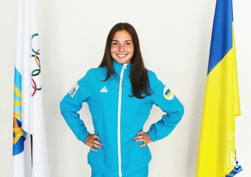Хмельничанка Анастасія Колотій, який лише 17 років, стала бронзовою призеркою України серед дорослих