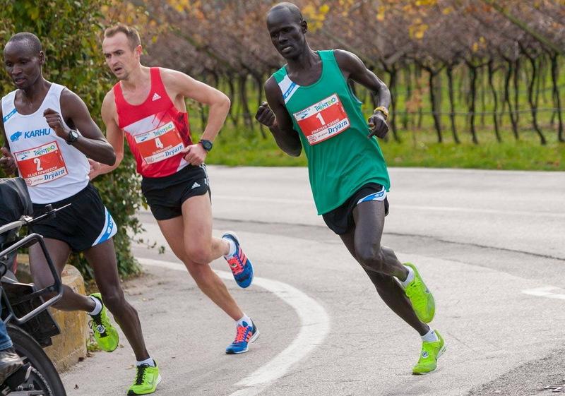 В Італії Олександру Матвійчуку довелося боротися за медалі з кенійцями