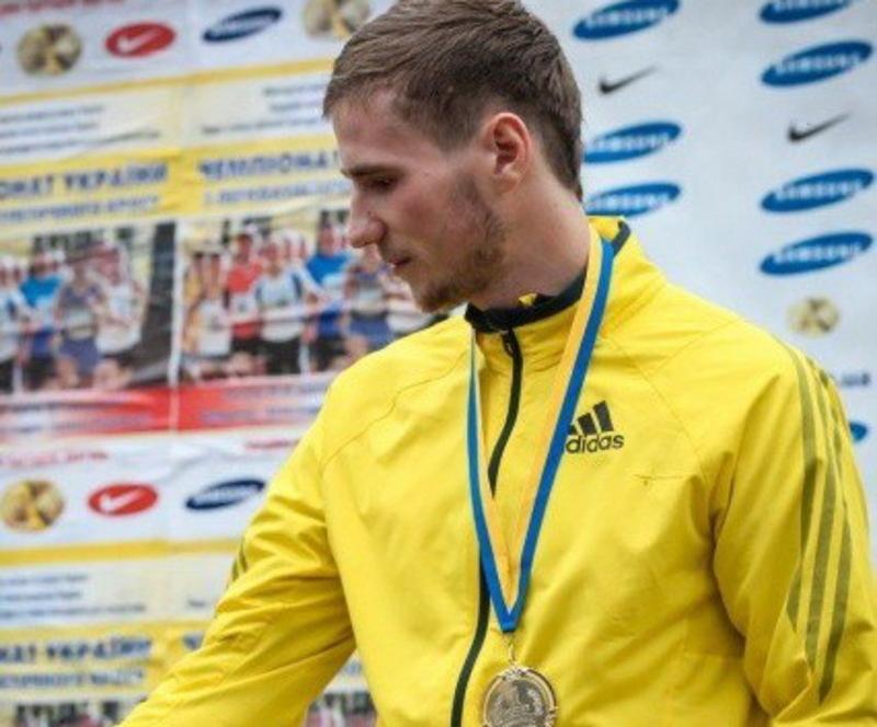 Максим Якимчук із Шепетівки став чемпіоном України в двох дисциплінах