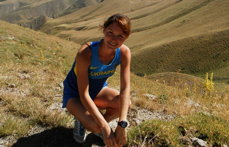 Людмила Оляновська змагатиметься за нагороди чемпіонату світу в спортивній ходьбі на 20 клометрів