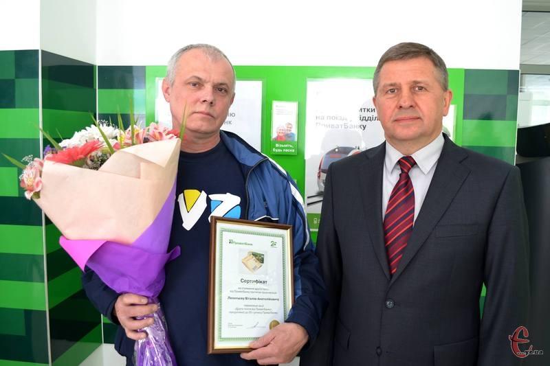 Відтепер три місяці поспіль Віталій Леонтьєв буде отримувати по дві пенсії