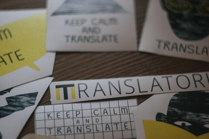 Головна ідея цьогорічного фестивалю «Translatorium» - взаємодія перекладу з візуальним мистецтвом і музикою
