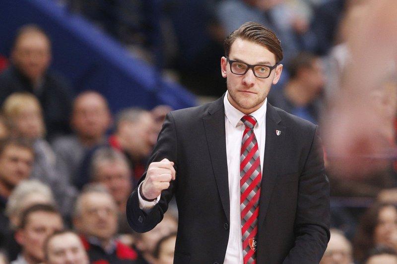 Головний тренером баскетбольного клубу «Хмельницький» став Аурімас Ясіліоніс із Литви