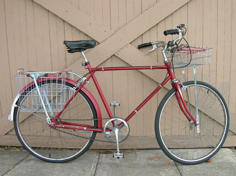 Один із крадених велосипедів чоловік продав окремо - спочатку колеса, потім раму