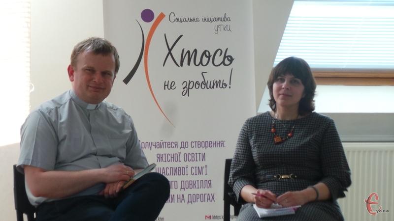 Подружжя зі Львова поділилось досвідом сімейного життя