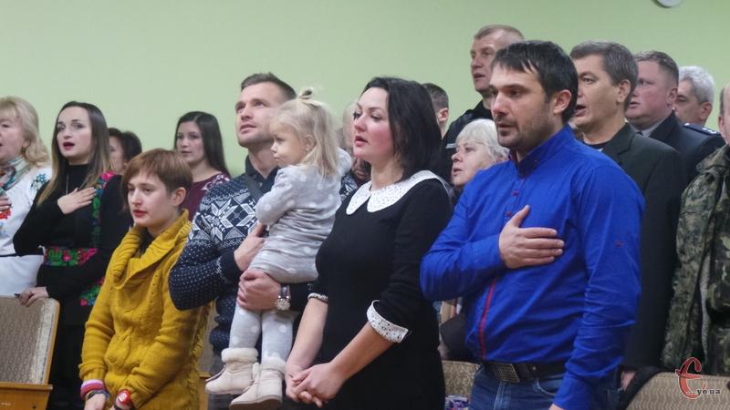 У Хмельницькому відзначили волонтерів