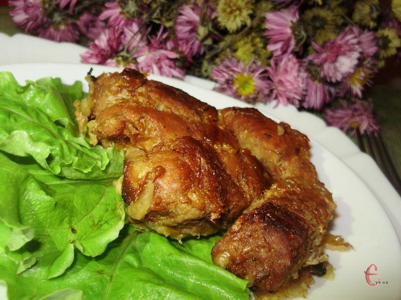 Надзвичайно смачне й абсолютно не жирне м'ясо! Легке, соковите, ніжне!