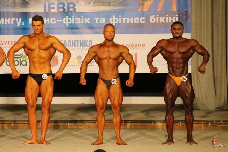 Сергій Бурденюк (№35) став срібним призером, поступившись вінничанину Адольфо Мобедо (№56)