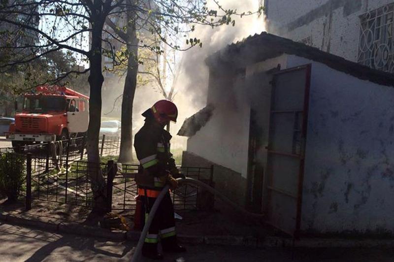 Шість пожеж зафіксували рятувальники за добу 21 квітня.