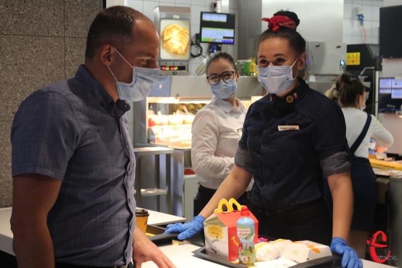 Відкриття ресторану створило 120 нових робочих місць