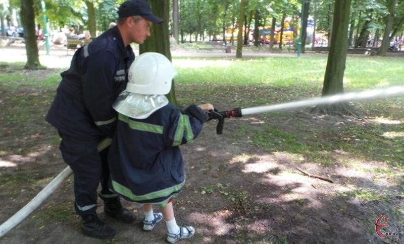 Діти зможуть спробувати себе в різних професіях