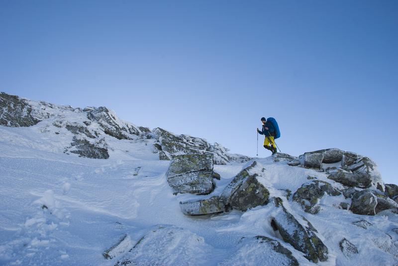 Взимку трекінги потребують більшої пильності і підготовки, ніж влітку