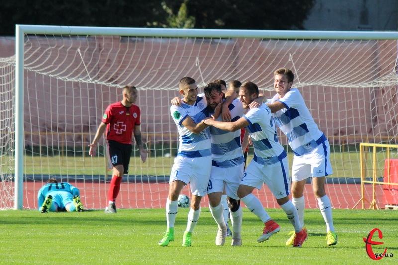 Минулого сезону в другій лізі хмельницьке Поділля двічі перемагало луцьку Волинь-2