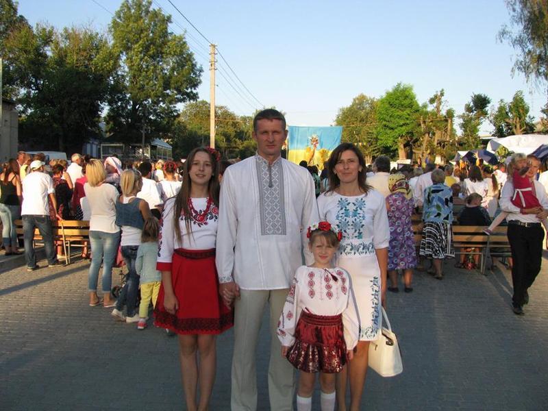 Сім'я Сергія Трапезуна