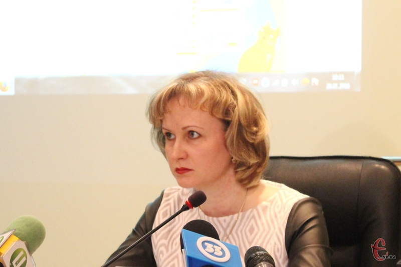 Директор ТОВ Хмельницькгаз збут Олександра Панькевич каже, що таких боргів за газ подоляни ще не накопичували
