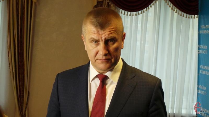 Микола Семенишин: працівники поліції забезпечують охорону громадського порядку відповідно до перехідних положень