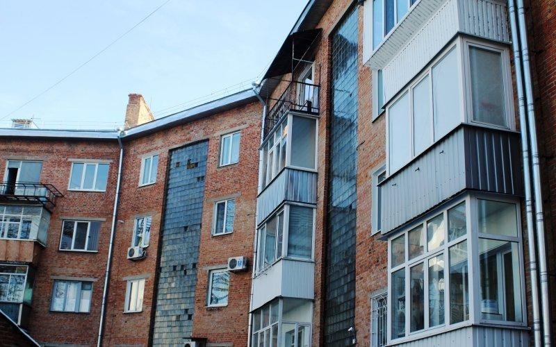 Кожна шоста родина Хмельниччини мешкає в житлі, побудованому в п'ятидесятих роках і раніше