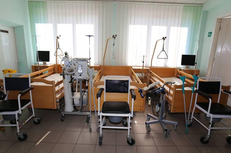 Хмельницька міська лікарня отримала благодійну допомогу з Німеччини