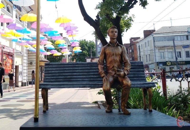 Вартість бронзової скульптури – 680 тисяч гривень