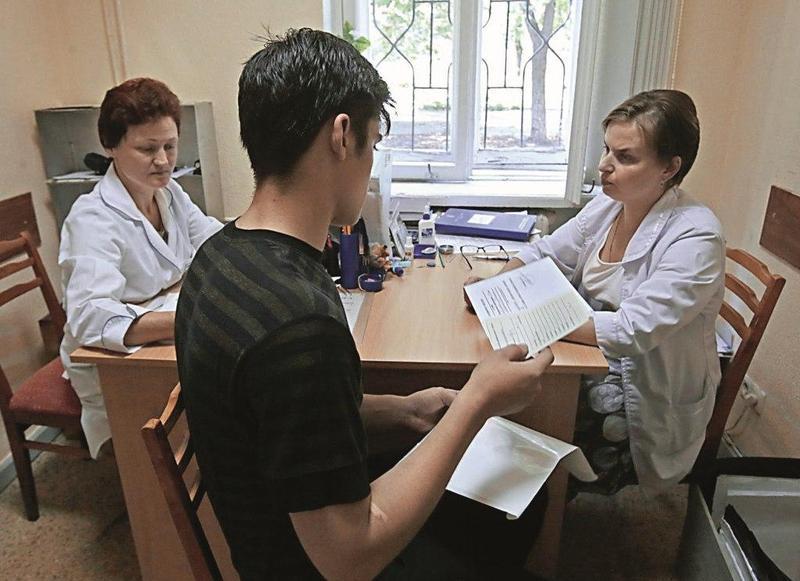 Під час шостої хвилі мобілізації понад 34% подолян, які пройшли медогляд, визнані непридатними до служби