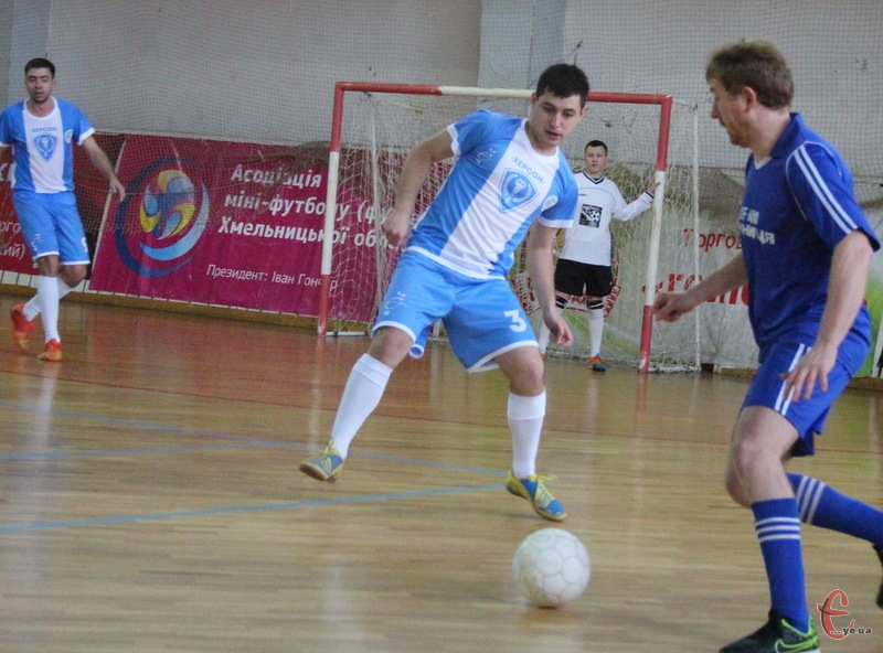 Команда з Херсона не програла жодного матчу, а тому заслужено стала чемпіоном України з футзалу серед лікарів