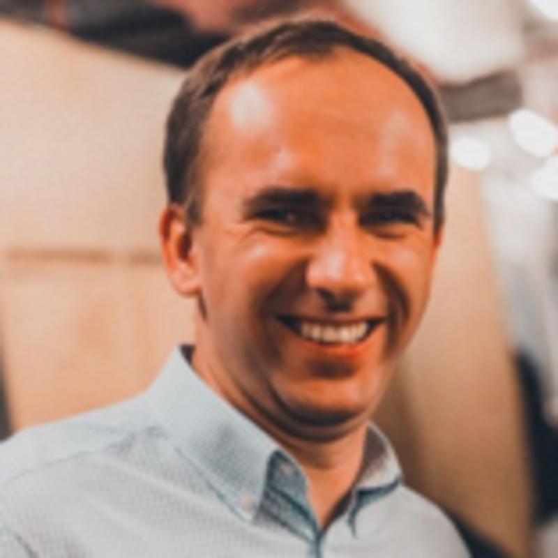 Роман Зінченко, Співзасновник Greencubator, співорганізатор конференцій TEDxKyiv